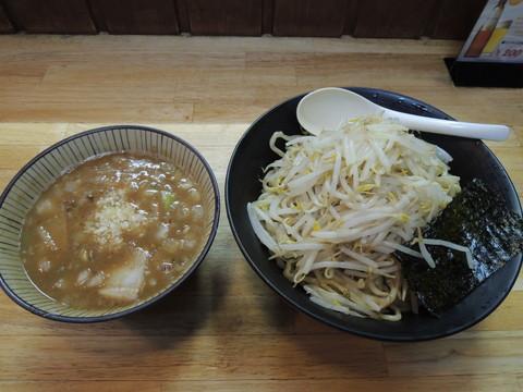 ジャン哲つけ麺(大盛)(900円)