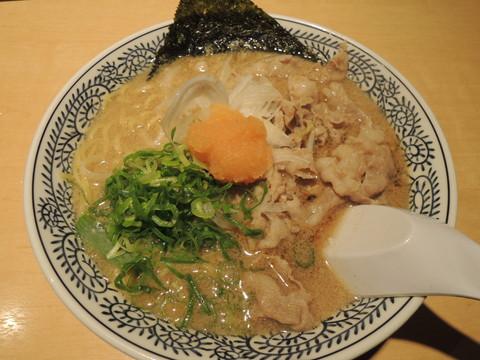 熟成醤油ラーメン 肉そば(肉ダブル)(864円)
