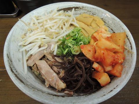 ピビン油そば(980円)