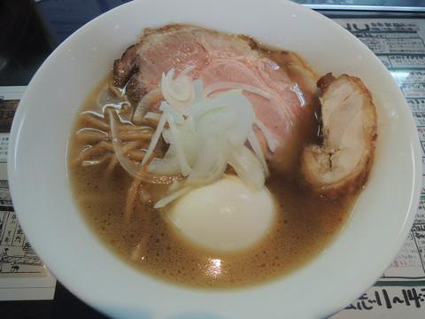 特製GFSらぁ麺(980円)