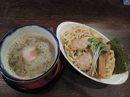 熟成つけ麺 並盛(750円)