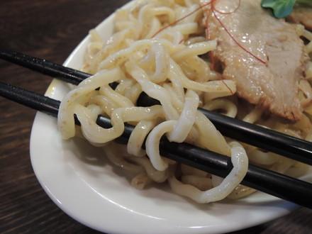 熟成つけ麺の麺