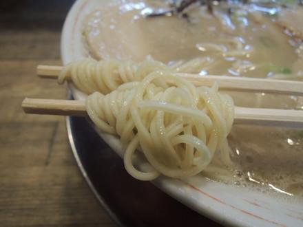 博多ラーメンの麺