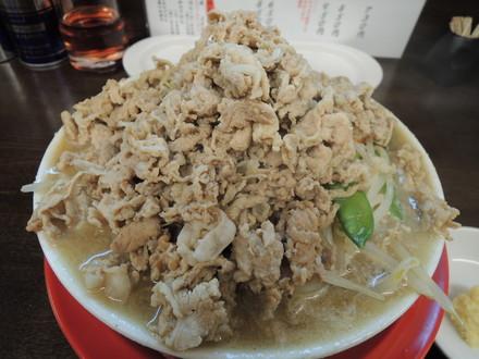 肉にんジャータンメン(950円)