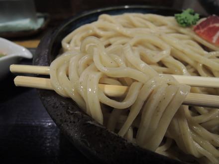 冷製ポタージュのつけ麺の麺