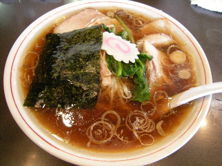 青島ラーメン(700円)
