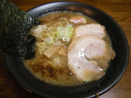 こってりらー麺(650円)