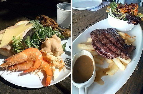 オーストラリア料理