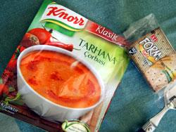 タルハナスープ