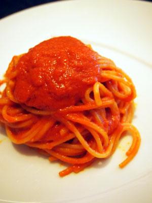 スパゲッティ アル ポモドーロ