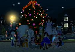 笑顔の宝箱クリスマスイベント