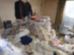 ゴミ屋敷1