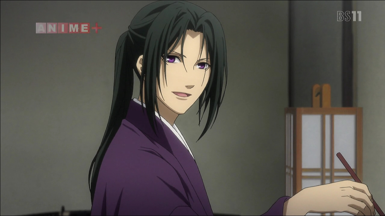 [TokyoRaw-Anime.com] Hakuoki Reimeiroku - 02 (BS11 1280x720 x264 AAC).mp4_000129045