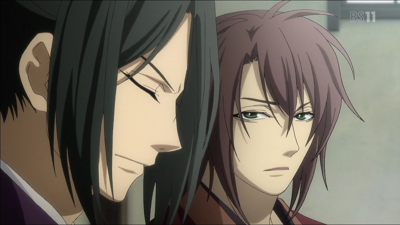 [TokyoRaw-Anime.com] Hakuoki Reimeiroku - 02 (BS11 1280x720 x264 AAC).mp4_000328161