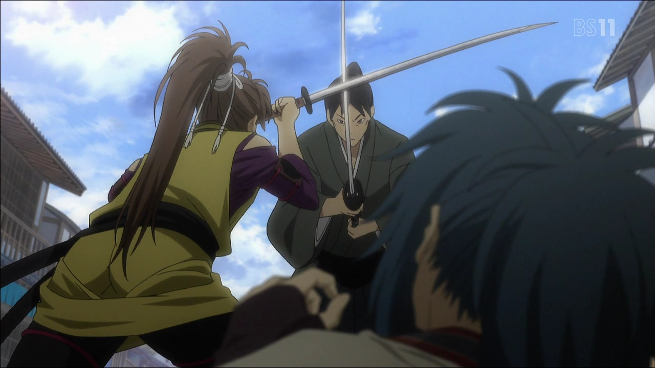 [TokyoRaw-Anime.com] Hakuoki Reimeiroku - 02 (BS11 1280x720 x264 AAC).mp4_000421838
