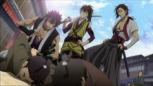 Hakuoki Reimeiroku - 02 (BS11 1280x720 x264 AAC).mp4_000470094 - 複製