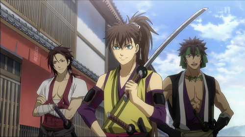 Hakuoki Reimeiroku - 02 (BS11 1280x720 x264 AAC).mp4_000435768 - 複製