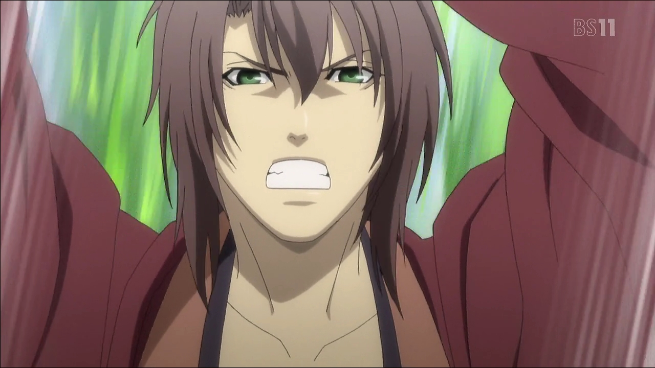 [TokyoRaw-Anime.com] Hakuoki Reimeiroku - 02 (BS11 1280x720 x264 AAC).mp4_000567233