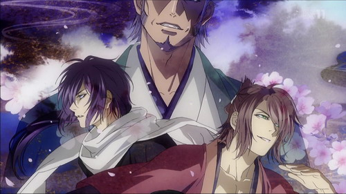 [TokyoRaw-Anime.com] Hakuoki Reimeiroku - 02 (BS11 1280x720 x264 AAC).mp4_001348388