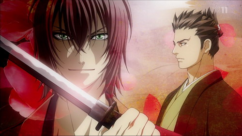 [TokyoRaw-Anime.com] Hakuoki Reimeiroku - 02 (BS11 1280x720 x264 AAC).mp4_001389846
