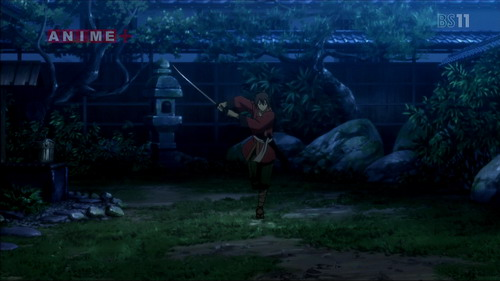 [TokyoRaw-Anime.com] Hakuoki Reimeiroku - 03 (BS11 1280x720 x264 AAC).mp4_000235235