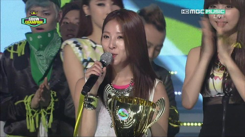 120814 SHOW CHAMPION Only One+ts_000598364