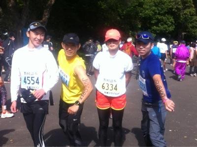 札幌マラソン11