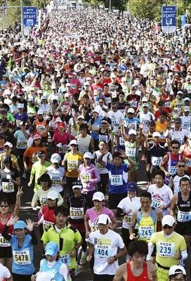 札幌マラソン12