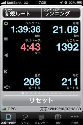 札幌マラソン10