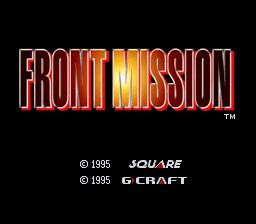 Front Mission (J) (V1.1)000