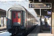 チェスカトジェボバを発車するEC78列車