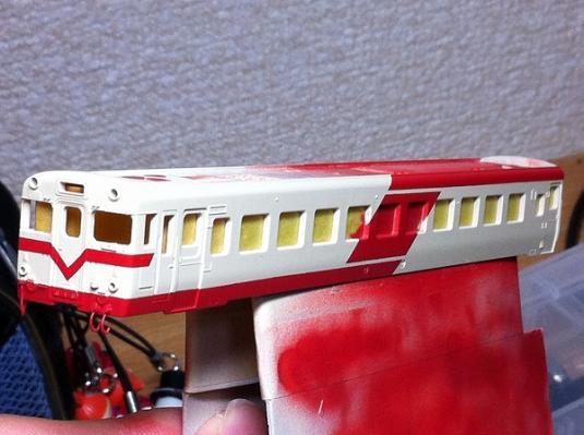 キハ58紅白
