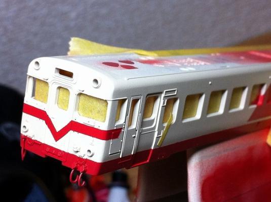 キハ58紅白前面4