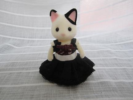 ゴスロリ猫