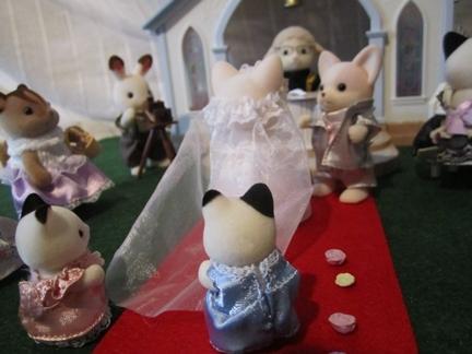結婚式ベール