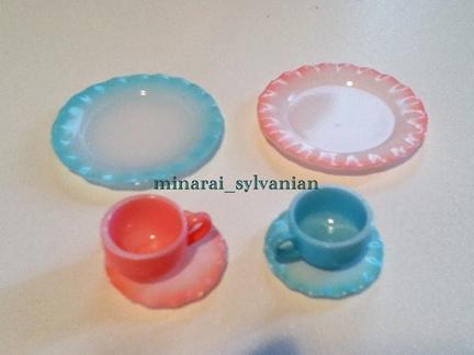 ぷちサンプル皿
