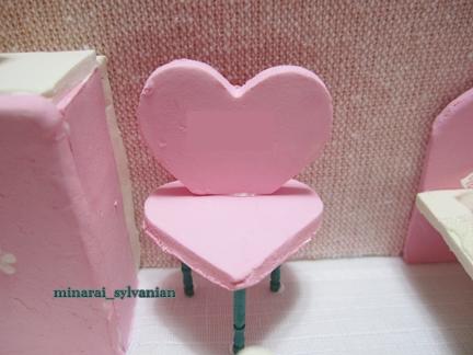 ベビールーム椅子