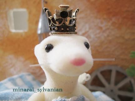 王冠オコジョ2