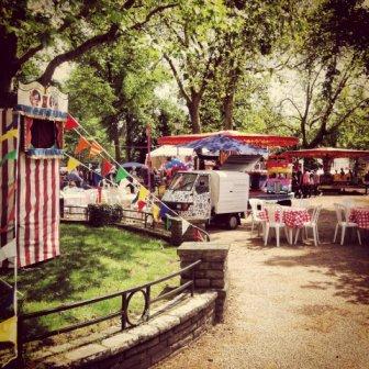 ロンドンバン(公園)