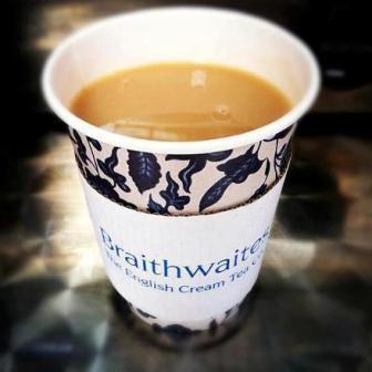 ロンドンバン(紅茶ミルクティー)