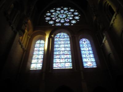 シャルトルの薔薇窓