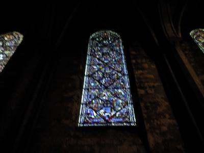 シャルトル大聖堂ステンドグラス