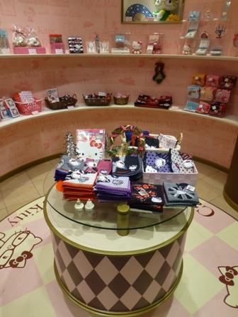 Café de Miki with Hello Kitty7