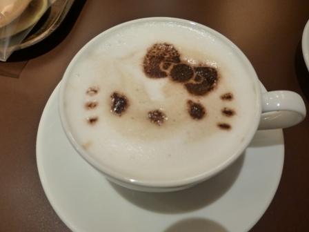 Café de Miki with Hello Kitty17
