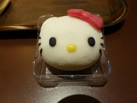 Café de Miki with Hello Kitty18