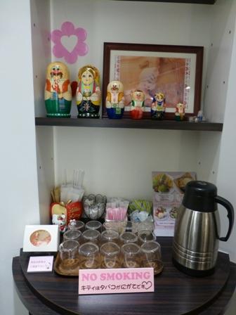 Café de Miki with Hello Kitty24