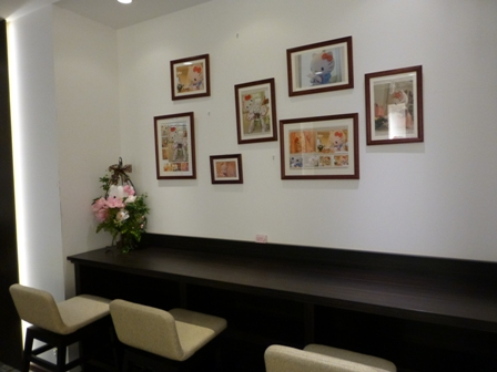 Café de Miki with Hello Kitty26
