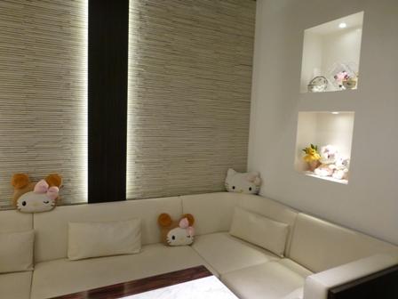 Café de Miki with Hello Kitty27