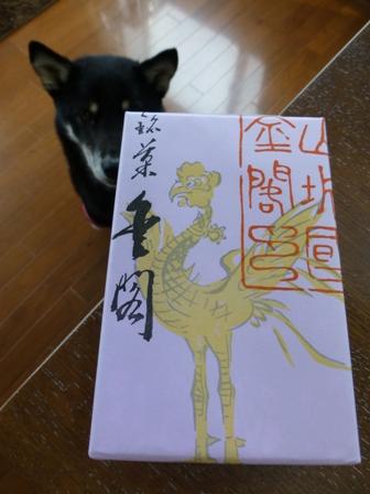 チロママ金閣寺お土産4