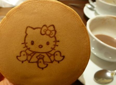Café de Miki with Hello Kitty21